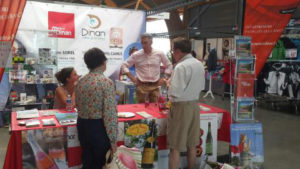 Le stand Made In Dinan